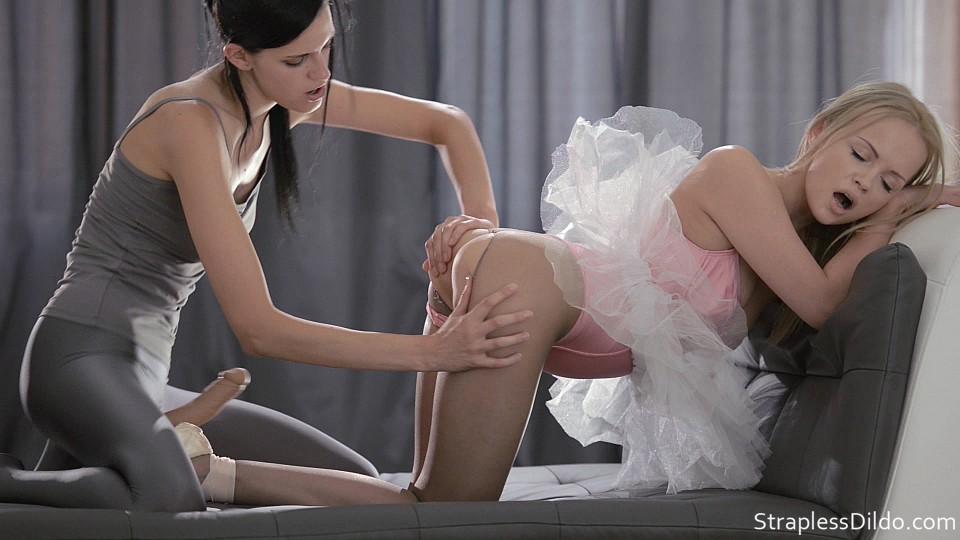 For strapless dildo ballerina thanks